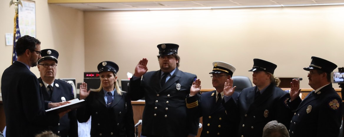 2019 Fire Police Officers